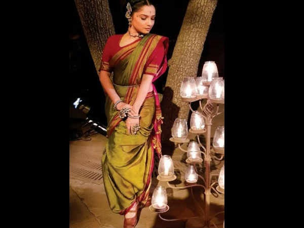 Manikarnika: Ankita Lokhande Looks Picture Perfect As Jhalkari Bai In This First Look!