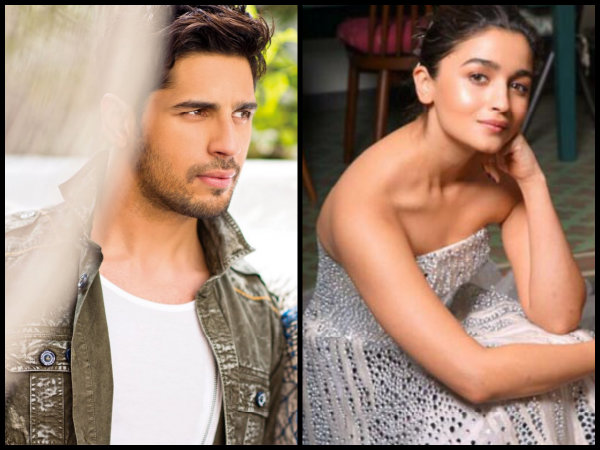 OUCH! Sidharth Malhotra Confirms His Break-up With Alia Bhatt Brutally; Says Perfect Girl's A Cheat