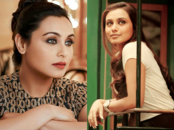 Rani Mukerji: People Still Know Me As Shahrukh Khan & Salman Khan's Heroine