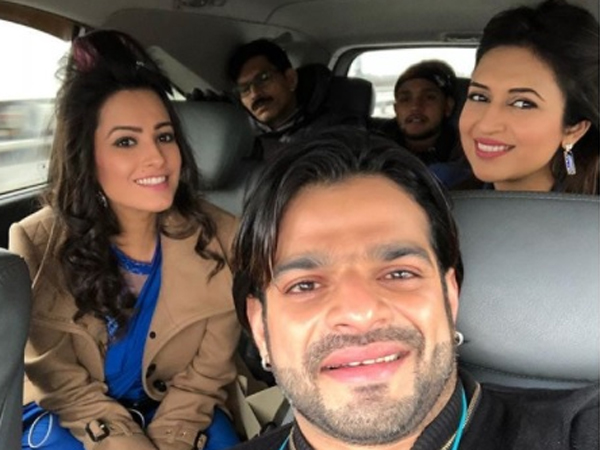 Karan With His Off-screen Wives!