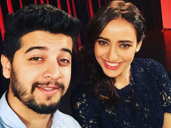 Karan's Crush Neha Sharma