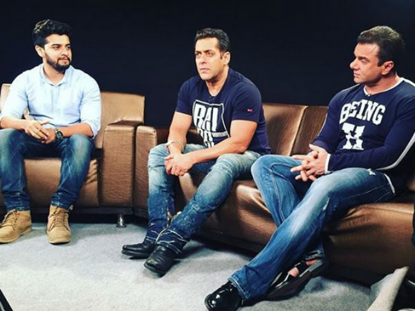 Karan With Salman & Sohail