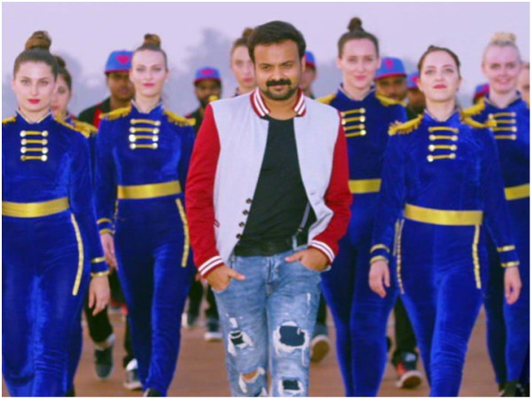 Kunchacko Boban Is At His Best In This New Dance Number!