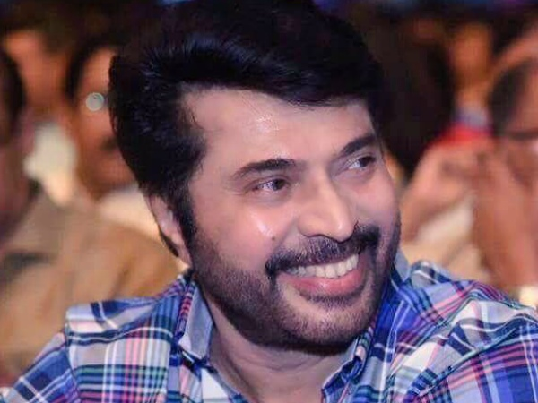 Mammootty Returns To Telugu Cinema With YSR Biopic!