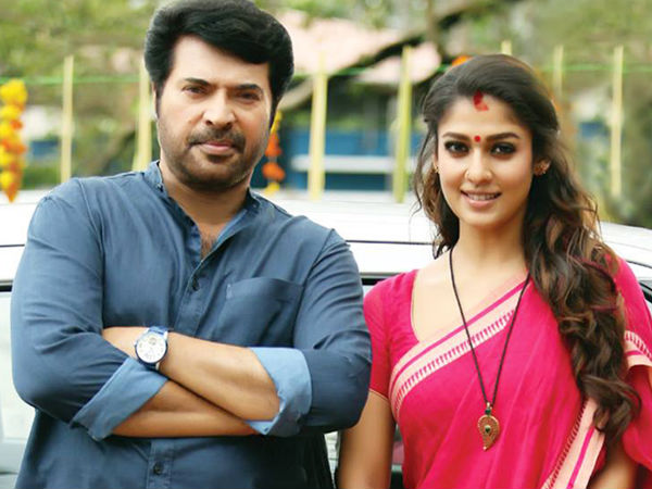 Mammootty & Nayanthara's Previous Film