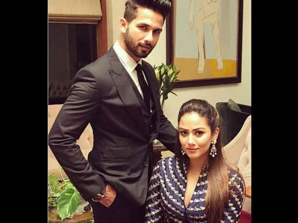 Mira Made Shahid Stay In A Hotel