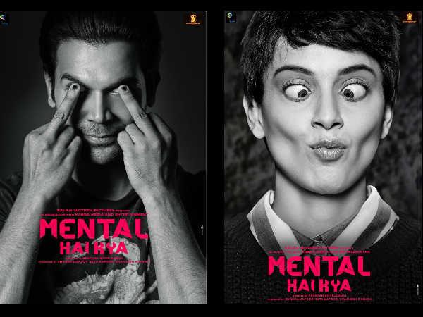 Next Up For Kangana Ranaut And Rajkummar Rao, Mental Hai Kya