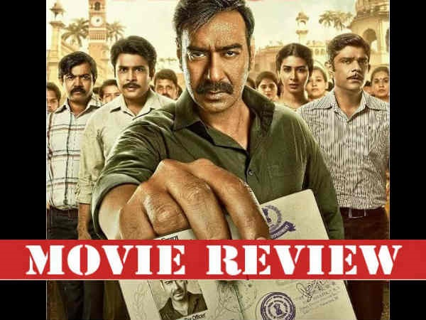 Raid Review: Knock, Knock! This Ajay Devgn Film Is Worth Inviting In For Its Heavy-Weight Dialogues