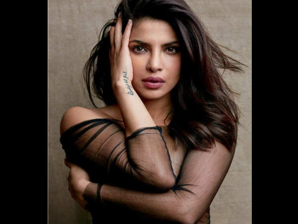Priyanka Chopra to star in Salman Khan's Bharat?