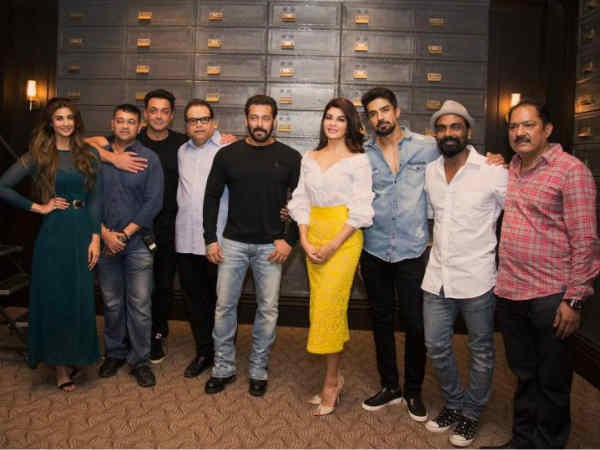 Here's What The Race 3 Actors Had To Say