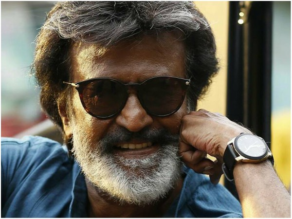 Rajinikanth Debuts On Facebook