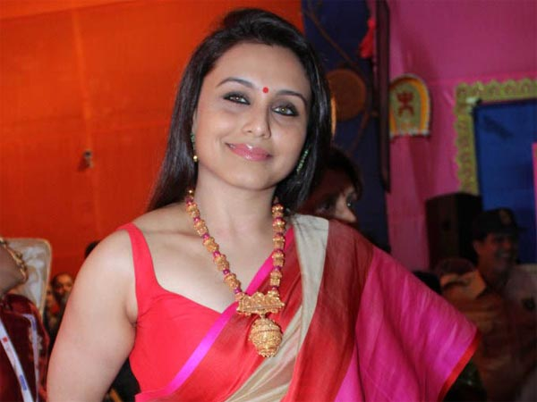 Rani Mukerji Talks About Hichkis Success: I Am Happy You Accepted Me With Open Arms