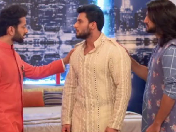 Rudra Loves Bhavya & Wants To Marry Her