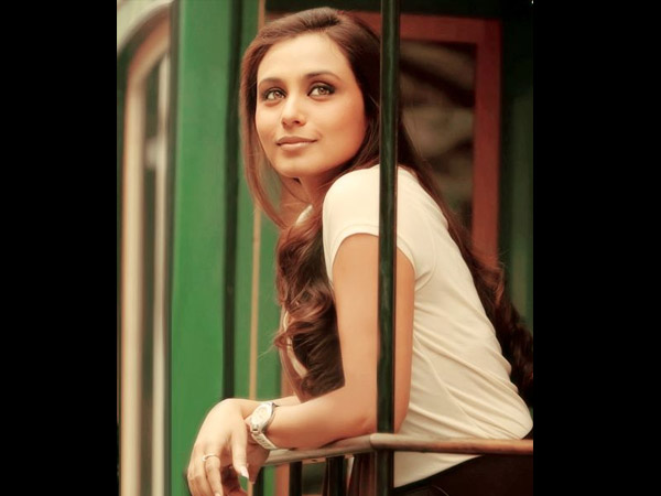 Rani Mukerji Would Love To Star With The Khans All Over Again!