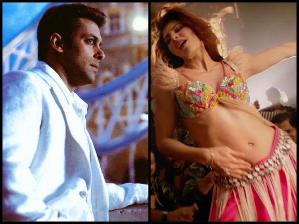 Difficult To Match Madhuri: Salman Khan Reacts To Jacqueline's 'Ek Do Teen' & Ends Up Being SLAMMED