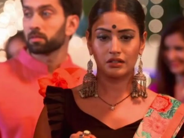 Shivaay & Anika Worried