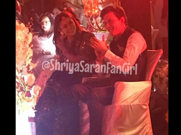 A Click From Their Sangeet Night