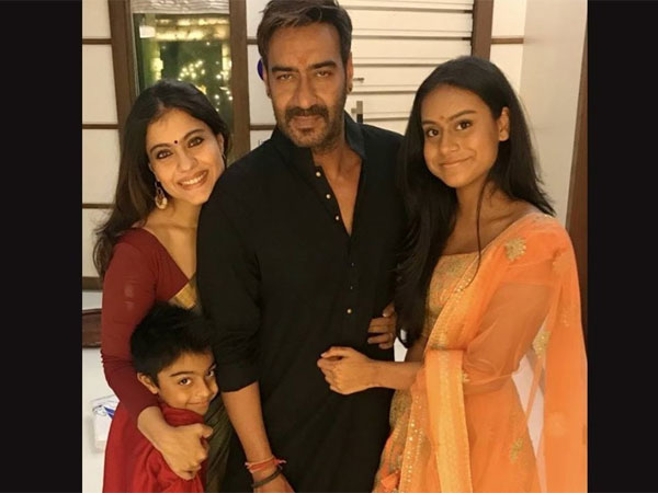 Ajay Devgn Opens Up About His Daughter Nysa Debuting In Bollywood!