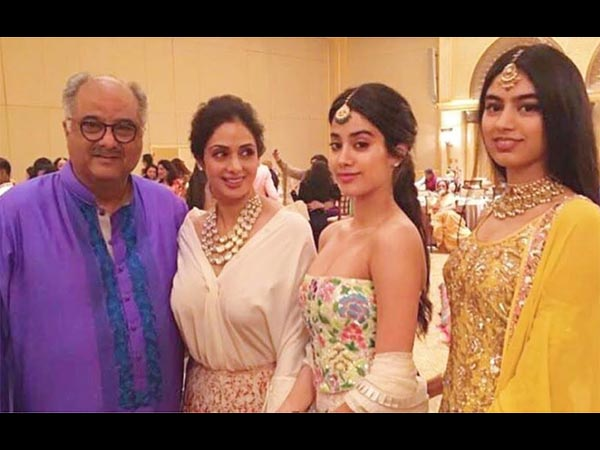Khushi & Me Have Lost Our Mother But Papa Has Lost His Jaan: Janhvi Kapoor's Post For Sridevi