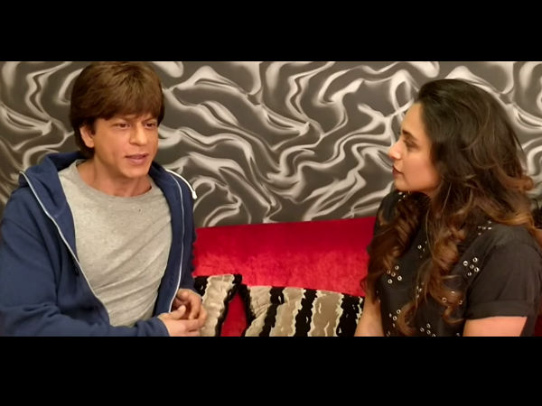 Work Helped SRK To Deal With The 'Hiccups' Of His Life