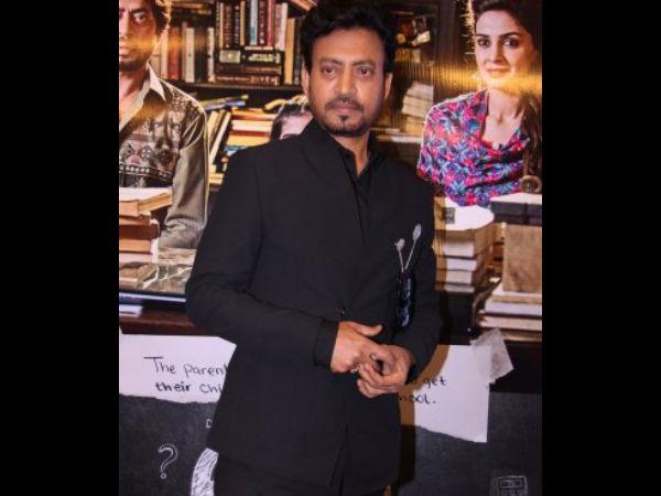 Vishal Bhardwaj's Sweet Gesture For Warrior Irrfan Khan; Reschedules Biopic On Sapna Didi