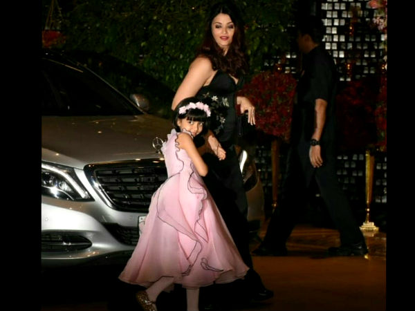 Recently, Aishwarya Had Called Aaradhya A 'God's Child'