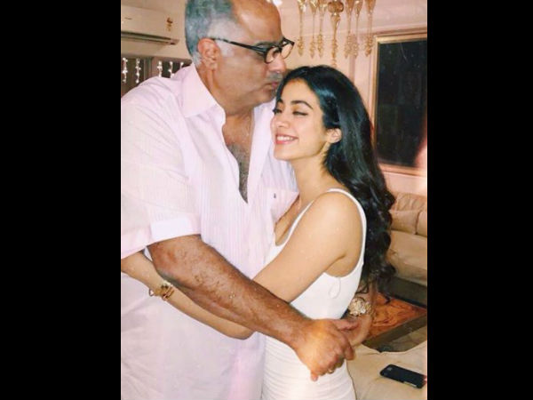Boney Kapoor Wanted To Celebrate Her B'day