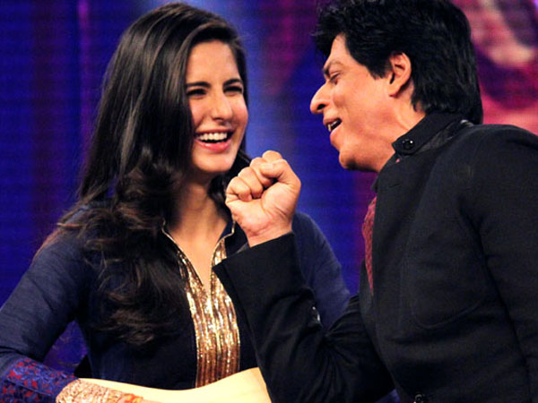 Katrina Says She Blindly Trusts SRK