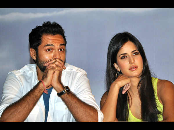 Abhay Deol As Katrina Kaif's Love Interest