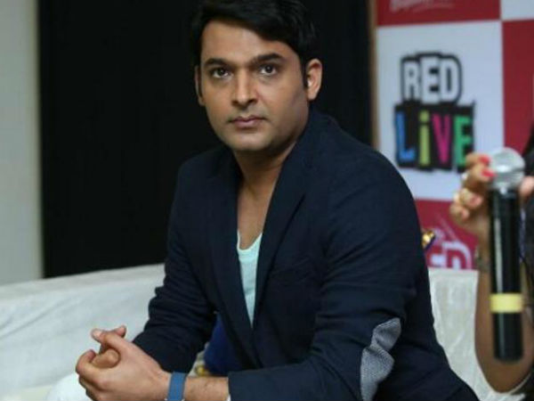 Kapil Files Harassment Case Against The Journalist