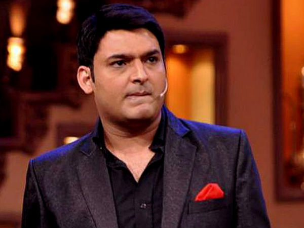 Kapil Doesn't Feel Like Meeting Anyone