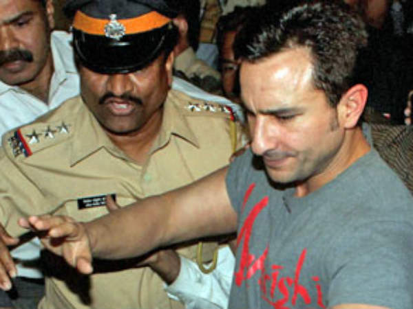 Saif Ali Khan Was Also In Legal Trouble