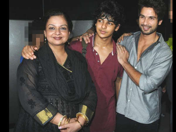 Does Ishaan Mind Being Referred As Shahid's Brother?