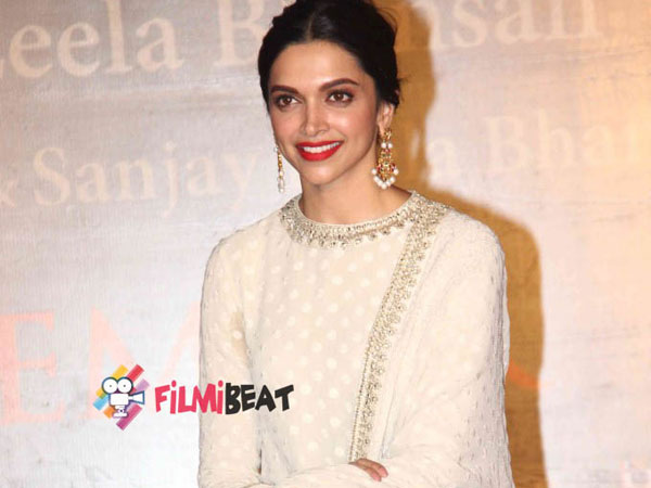 Deepika Is Still Middle-class In Her Attitude