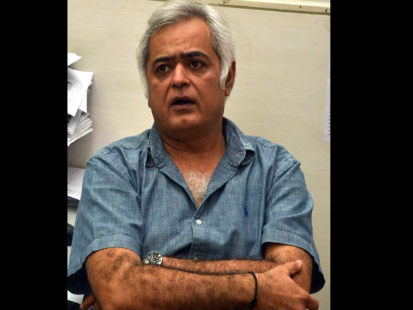 Hansal Mehta Reacts
