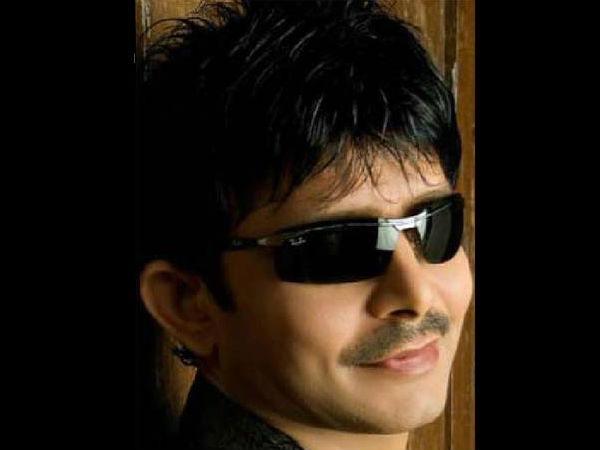 KRK Wants To Spend Time With His Family