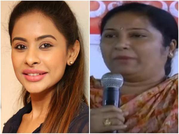 Sri Reddy S Press Meet Actress Sandhya Naidu Comes Up With Shocking Revelations