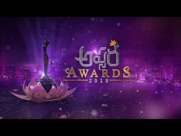 Zee Telugu S Apsara Awards Be Aired On April 29 2018
