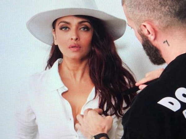 Aishwarya Loves To Try Different Things