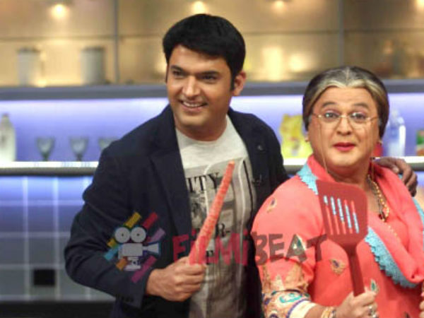 Ali Asgar Met Kapil Sharma On Preeti's Suggestion