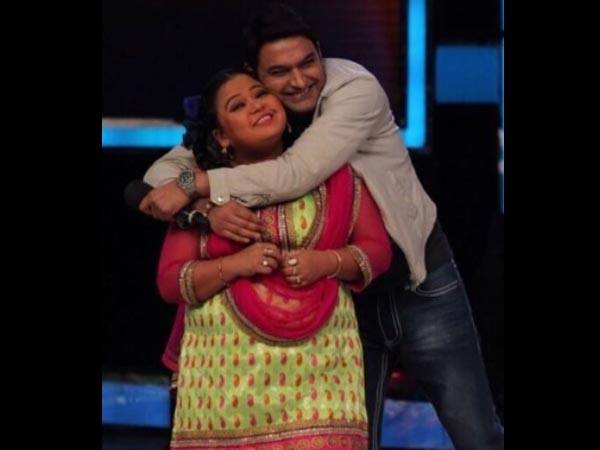 Bharti Prays Kapil Comes Out Of This Ordeal Soon!