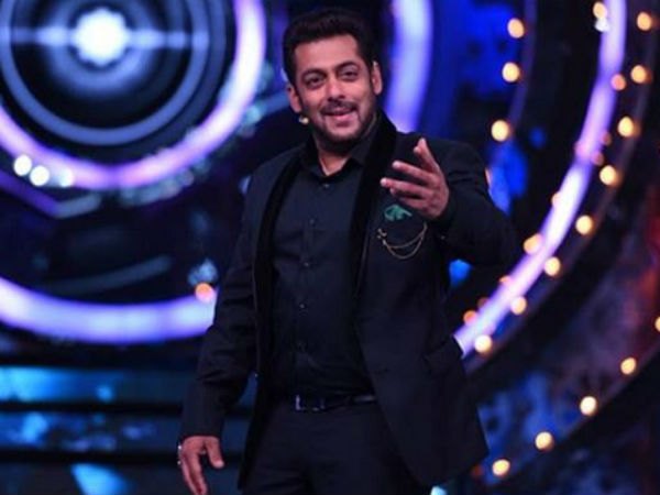 Salman Might Host The Show