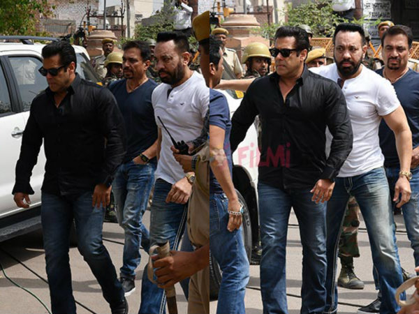 Salman Khan Jodhpur Court Blackbuck Poaching Case