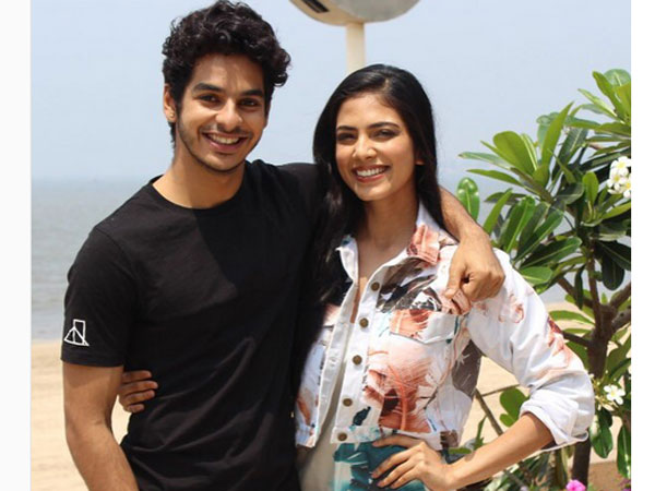 Ishaan Never Felt Nervous About Acting