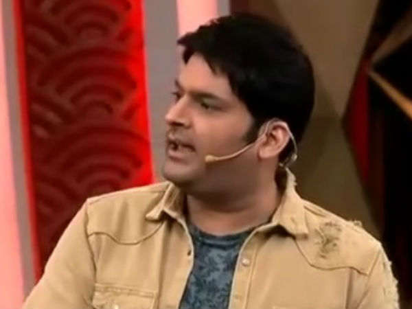 Kapil Hinted People That Stories Written Against Him Were Untrue