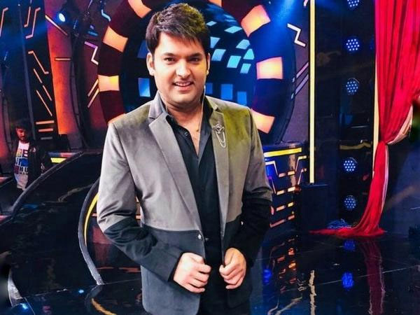 Kapil Is Back With A Bang