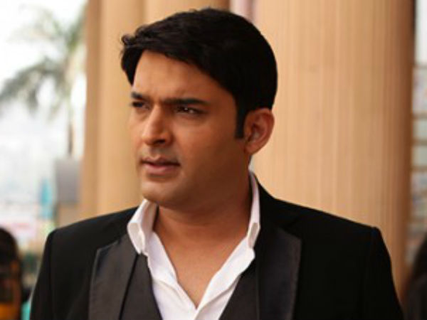 Kapil's Team Says That The Comedian Is Travelling!