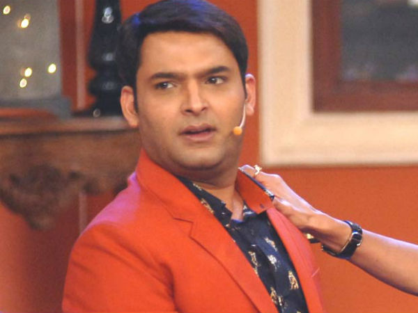 Kapil Is Not In A Right State Of Mind!