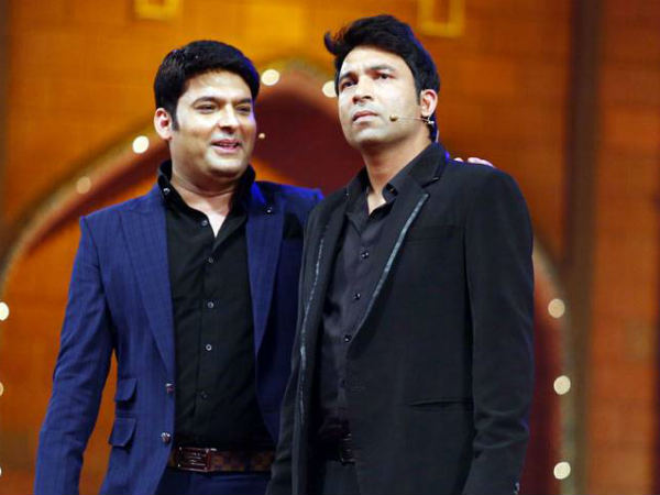 Kapil Is Taking Care Of His Health