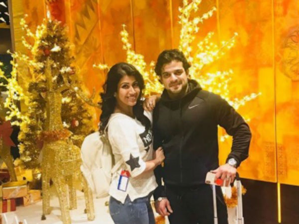 Ankita Talks About Karan